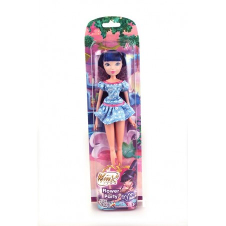 Winx Club - Pop Flower Party - Musa - 30 cm