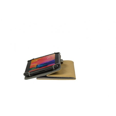 RivaCase Universele Tablet case 7 Inch (o.a. Samsung Galaxy Tab 4 7.0, Acer, Asus,Lenovo) - Beige