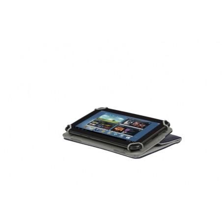 RivaCase Universele Tablet case 7 Inch (Samsung Galaxy Tab 4 7.0, Acer, Asus, Lenovo) - Blauw