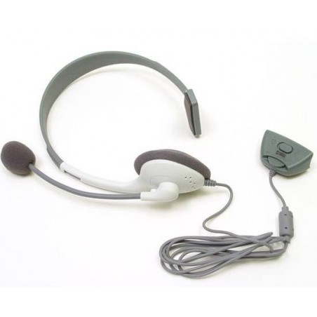 Under Control X360 Wired Mono Microphone Headset