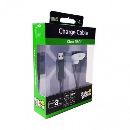 Under Control Oplaadkabel Xbox 360 Controller