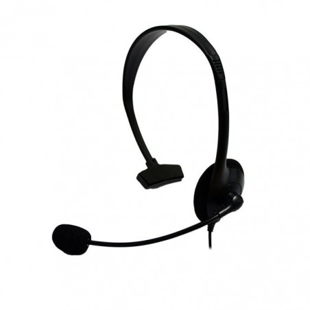Under Control Wired headset voor Xbox 360 zwart