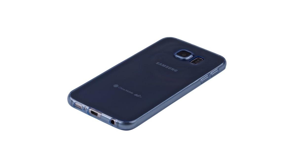 Unit Ultra Slim TPU hoesje voor Samsung S6 – Blauw
