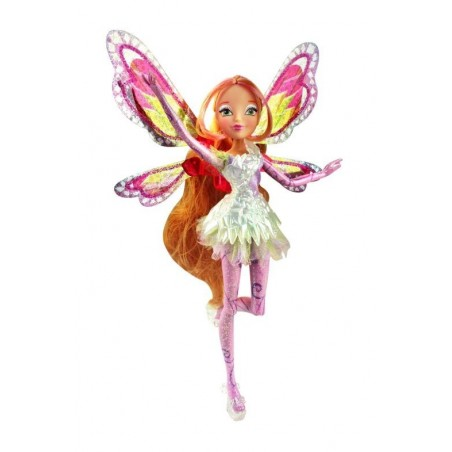 Winx Club Tynix Fairy - Pop - Flora - 26 cm