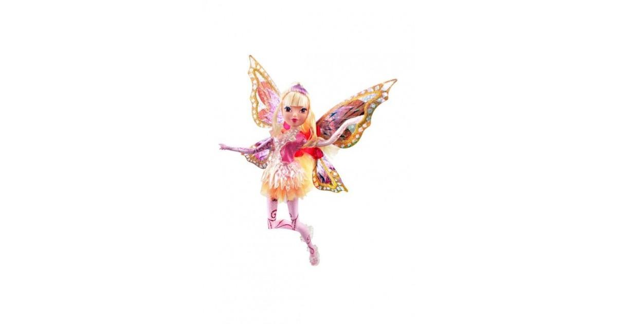 Winx Club Tynix Fairy - Pop - Stella - 26 cm