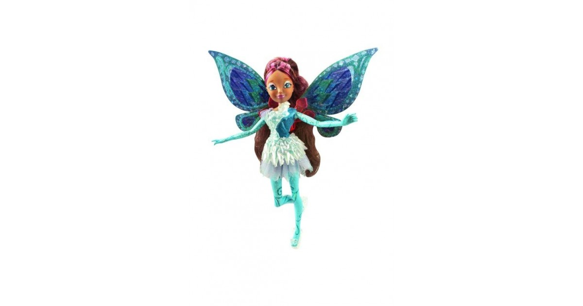 Winx Club Tynix Fairy - Pop - Layla - 26 cm