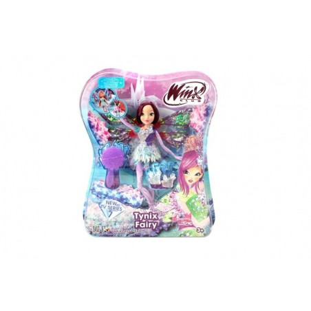 Winx Club Tynix Fairy - Pop - Tecna - 26 cm
