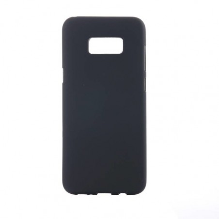 Tuff-Luv - Zachte TPU Case - Voor de Samsung Galaxy S8 Plus - Zwart