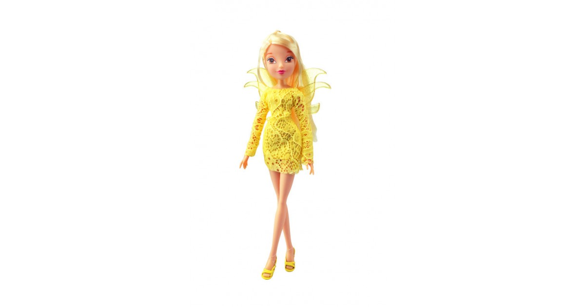 Winx: Fairy Summer - Stella - 28 cm groot