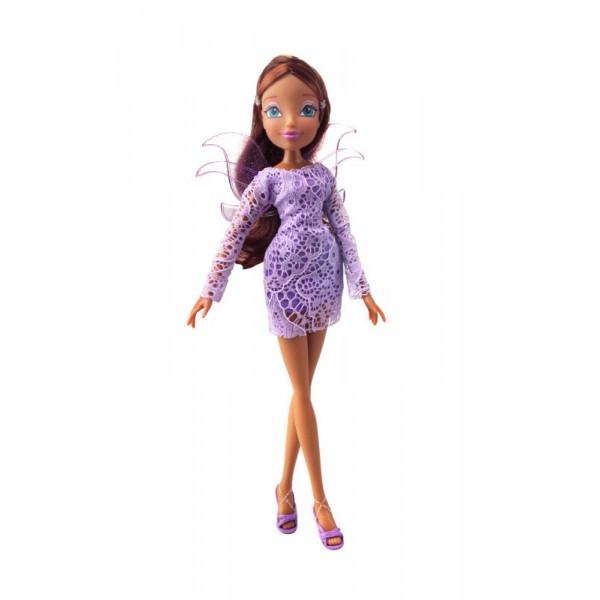 Winx: Fairy Summer - Layla - 28 cm groot