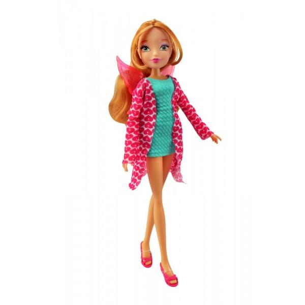 WinX: Pretty Fairy - Flora - 28 cm groot