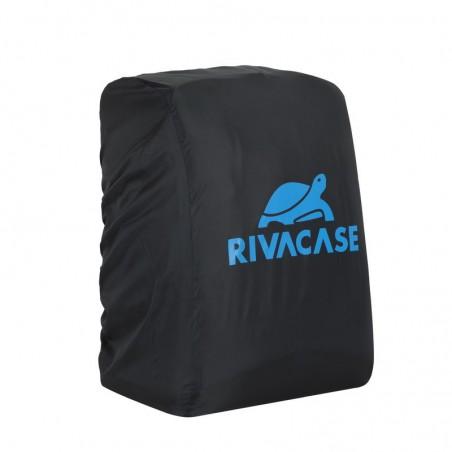 RivaCase Sling Rugzak (met een band) - Mini drone en Laptop - 16 Inch - Zwart