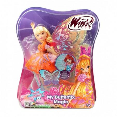 WinX: My Butterflix Magic Stella pop - 28 cm