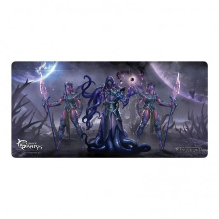 White Shark Deskpad Oblivion Gaming Muismat 137,5cm x 67,5cm x 5mm