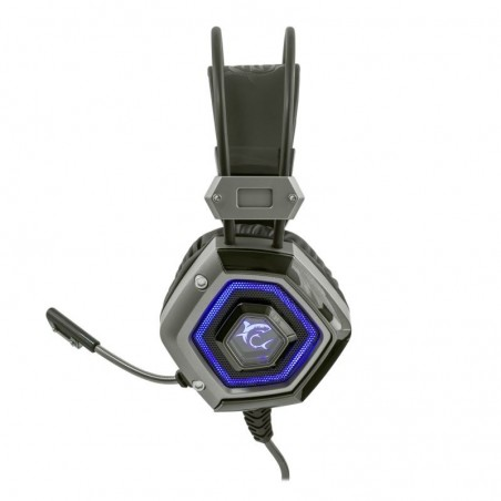White Shark Lion Silver Gaming Headset