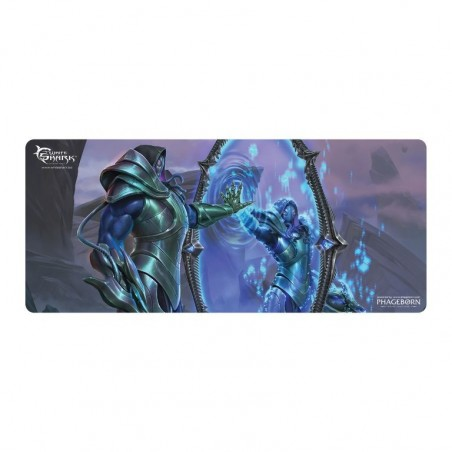 White Shark Abissal Mirror - Gaming muismat - 800 x 350 mm