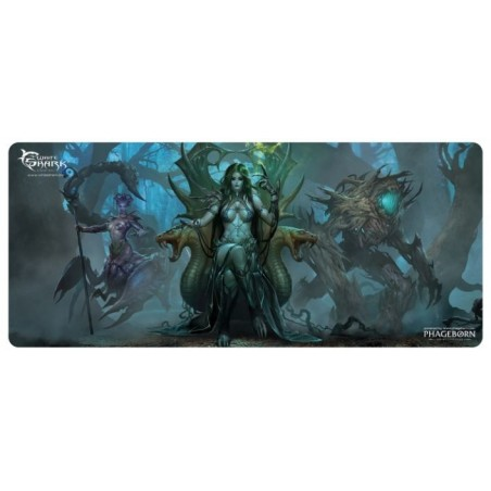 White Shark Vestige - Gaming muismat - 800 x 350 mm