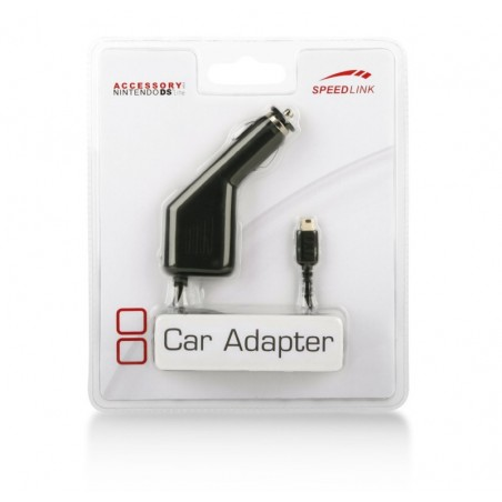 NDS Lite Car Adapter, black
