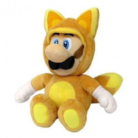 Supermario Plush Fox Luigi 33 cm