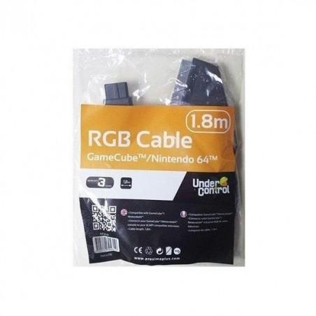 Under Control RGB Kabel - GameCube en Super Nintendo