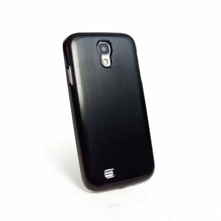 Tuff-Luv Metal shell case Samsung Galaxy S4 zwart