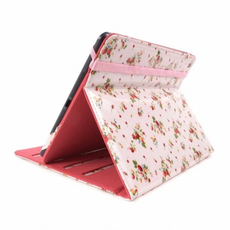 Tuff-Luv Slim-Stand fabric case iPad Air wit rockabetty