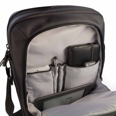 Tuff-Luv Pro-Go Shoulder bag 10.1 inch tablets/netbooks zwart