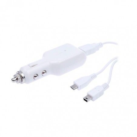 Under Control Autolader mini/micro USB wit
