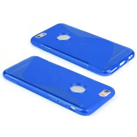 AA Iphone 6 S-Line (Blue) Gel Case