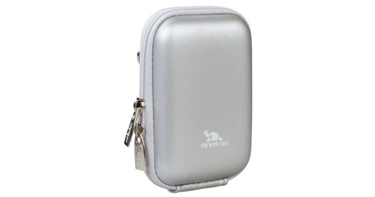 Rivacase 7022 (PU) Digital Case silver