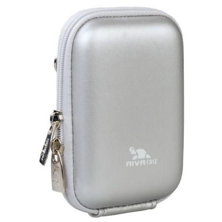 Rivacase 7022 (PU) Digital Case silver