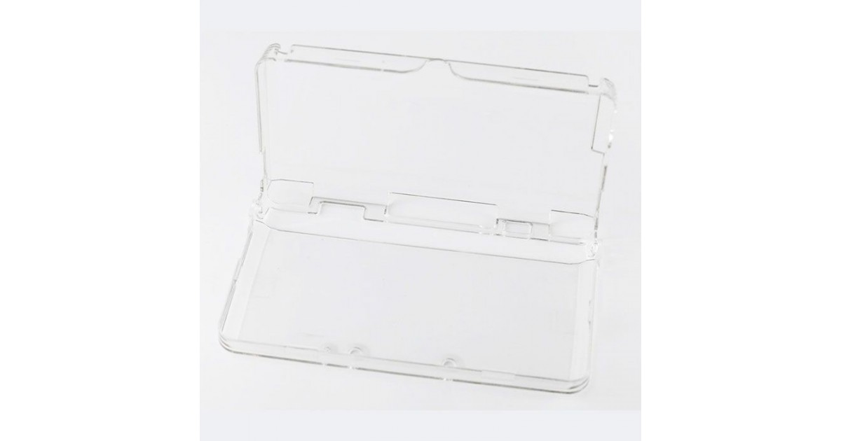 Under Control 3DS Transparante Beschermende Hoes