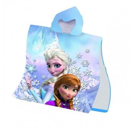 Frozen poncho