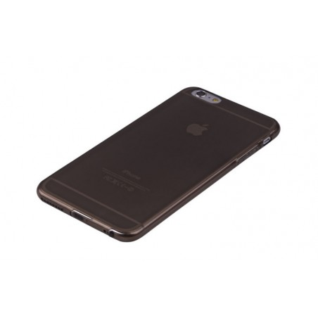 Unit Ultra Slim TPU hoesje voor iPhone 6 PLUS / 6S PLUS – Zwart
