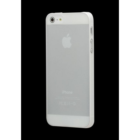Unit Seamless hoesje voor iPhone 5 / 5S (0,35mm dun) – Transparant