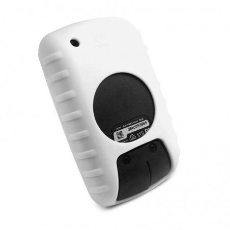 Tuff-Luv Silicone gel hoes & scherm bedekking voor Garmin Golf Approach G6 / G7- Wit