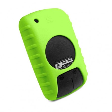 Tuff-Luv Silicone gel hoes & scherm bedekking voor Garmin Golf Approach G6 / G7- Groen