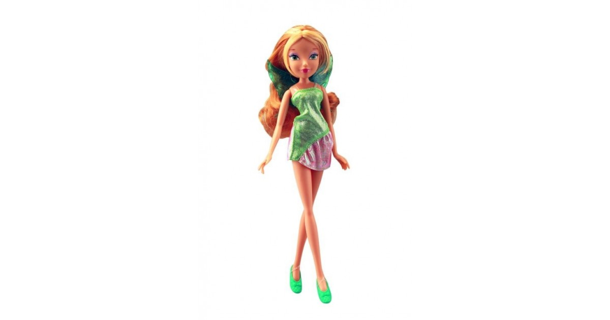 Winx Club - Pop my fairy friends Flora 27 cm