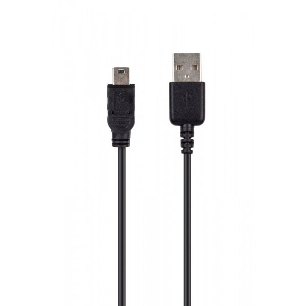 Under Control - Mini USB Kabel - Zwart