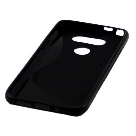 E-Volve - Siliconen TPU Gel hoes voor LG G5 - Zwart