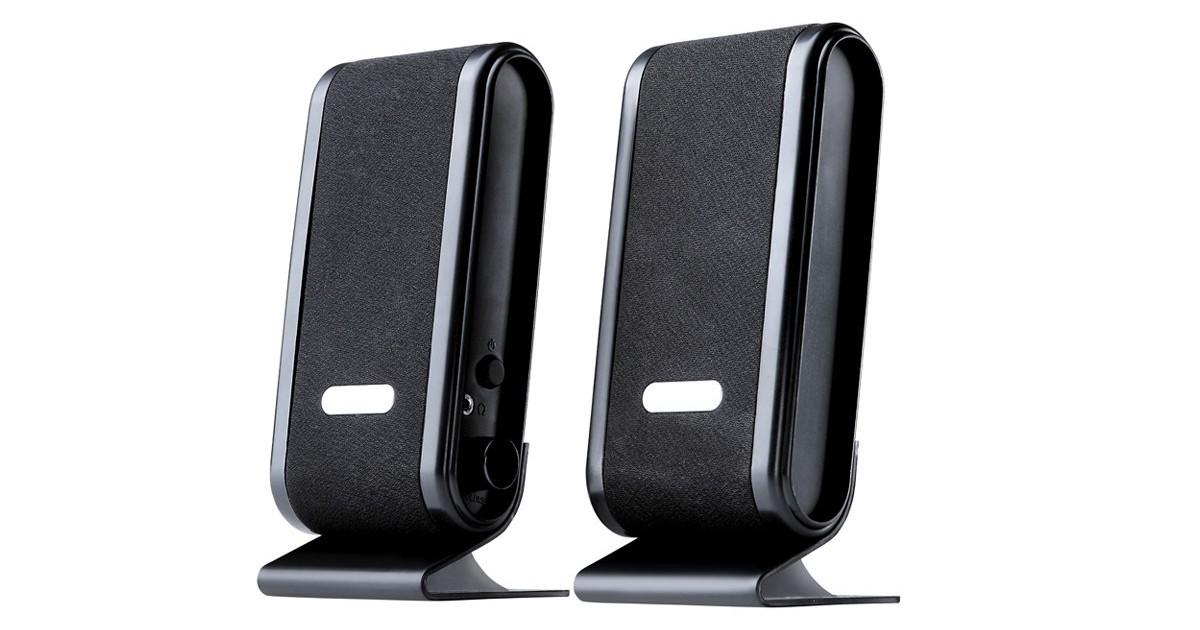 Tracer - 2.0 Quanto Speaker - Met USB aansluiting - Zwart