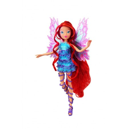 Winx: Mythix Fairy - Bloom - 28 cm groot