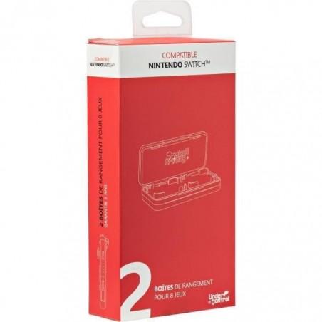 Under Control - Nintendo Switch - 2 opbergboxen - 4 spellen per box
