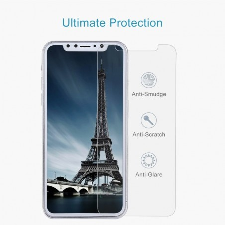Tuff-luv - Screenprotector voor de Apple iPhone X