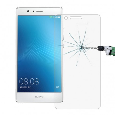 Tuff-luv - Screenprotector tempered glass voor de Huawei P9 lite