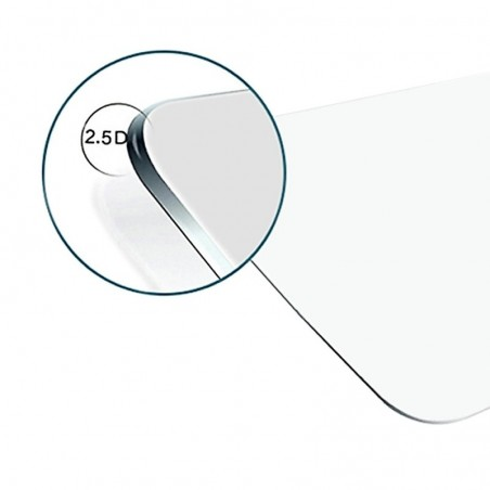 Tuff-luv - Screenprotector tempered glass voor de Huawei P9 lite