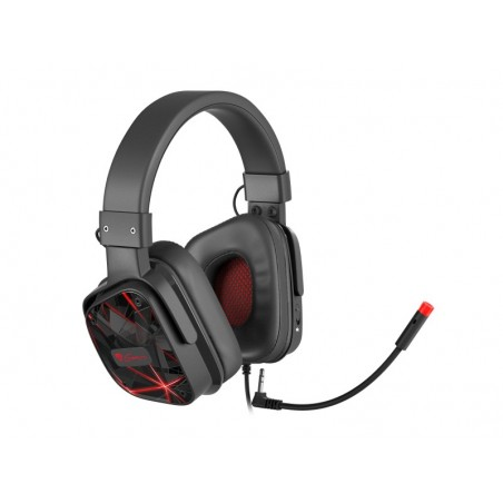 Genesis Argon 570 - Stereo gaming headset - Zwart