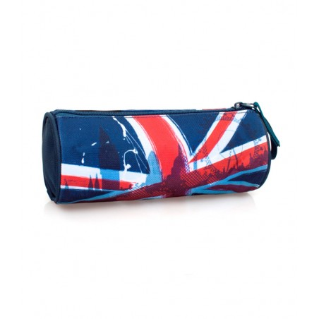 Delbag - Etui Rond - London UK - 21 cm