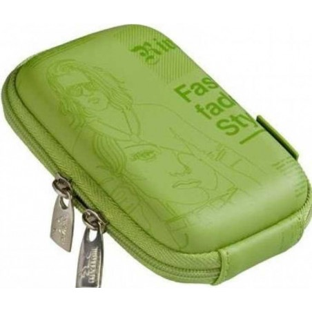 Rivacase 7103 (PU) Digital Case green (newspaper)