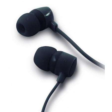 Ksix - Go en Play Small2 Koptelefoon met Microfoon - Zwart
